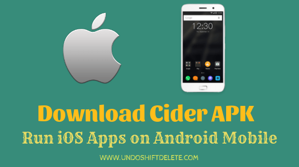 Cider APK – Best iOS Emulator for Android [Latest Version]